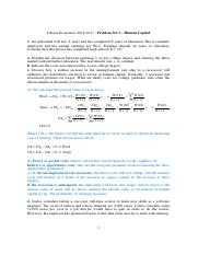 LabourEconomics PS3-2016-17-Solutions.pdf