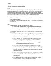 Bersani v. United States E.P.A., 850 F.2d 36 Brief