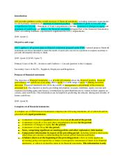 IAS 1 - Presentation of Financial Statements Key Notes.docx