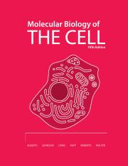 The alberts 6th edition molecular cell biology of pdf