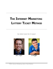 lottery-ticket-method-report