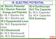Electric Potential (16)