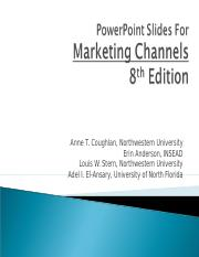 Marketing Channels - Anne T. Coughlan.ppt