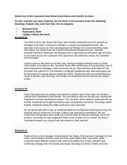 Legal Research & Writing Assignment 3