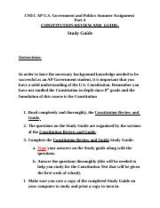 SA Part 4 Constitution Review and Guide Study Guide 2016-2.docx