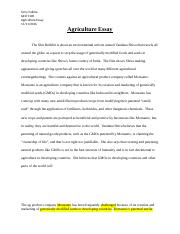 Agriculture Essay.docx