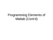 Lecture-28(matlab)