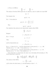 Differential Equations Lecture Work Solutions 266