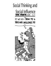 6. Social Thinking and Social Influence.pptx