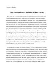 Young Goodman Brown Analysis.pdf