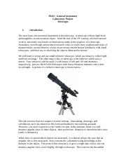 Telescopes.doc