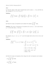 MATH 114 Homework 8 Solutions
