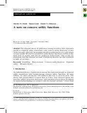Concaviy of utility function.pdf