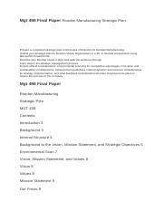 Mgt 498 Final Paper Riordan Manufacturing Strategic Plan.docx