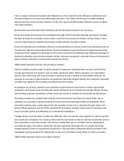 Financial markets and institutions report_wk2.docx
