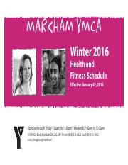 MarkhamYMCABlvdYMCACentre_Winter2016