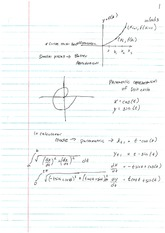 RV Notes For Calculus - Oct 22