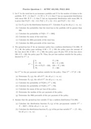 Practice Questions 1