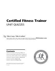 ISSA-Personal-Trainer-Certification-Course-Quizzes-Ninth-Edition