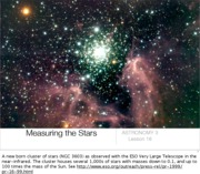 Lecture 16 - Measuring the Stars