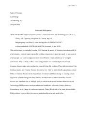 annotated bibliography trayvon martin