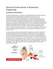 Research Achievements in Biomedical Engineering.docx