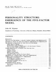 Digman, J.M. (1990). Personality structure- Emergence of the five- factor model..pdf