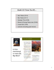 14_Earth 121_Geologic Time_2 slides per page.pdf
