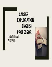 Career Exploration Project.pptx