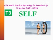 T3_Knowing Self (Student)