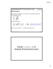 Topic 4 -- Numerical Analysis of Transmission Lines_4.pdf