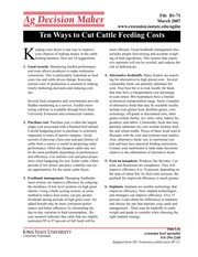 10 ways to cut cattle feeding costs-1