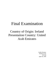 INT104 final exam study guide