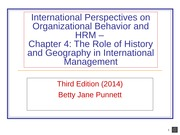 Punnett - Chap 4 - Role of History & Govt in IM - Narrated - 08-08-14