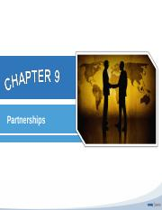 ACCT1011%20Ch9%20Partnerships%20pp.ppt