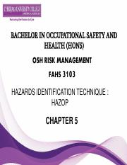 5.0 HAZARD IDENTIFICATION -HAZOP.pdf