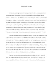 EDITED Exemplification Essay