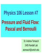 Pressure and Fluid Flow_ppt_RevW10.ppt