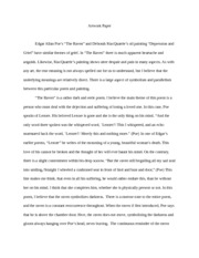 research paper on artwork