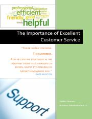 Importance of excellent customer service.pdf