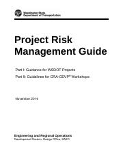 ProjectRiskManagement