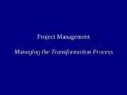 Project Management_Spring06