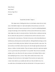 sexual ethics and islam ch. 2.docx