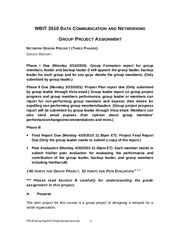 Revised-WBIT3510-spring2015-ProjectAssignment_03_07_2015 (1)