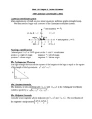 Math 120 chapterpsection1 handout