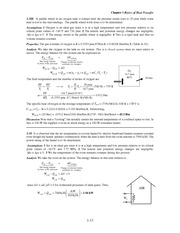 Thermodynamics HW Solutions 13