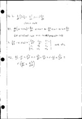 Multivariable Calculus 10.11 Homework Solutions