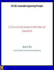 S3.13 Eco-Audit Live Example of Coffee Maker.pdf