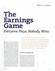 The Earnings Game - Everyone Plays, Nobody Wins.pdf
