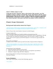 Assessment Task 2 - Project Manager - BSBPMG511 - Part 2.docx